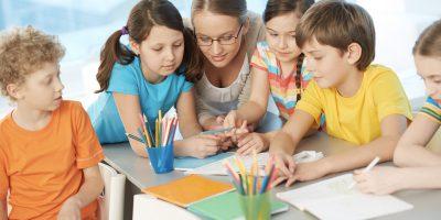 Bampabura school - anglictina pro deti