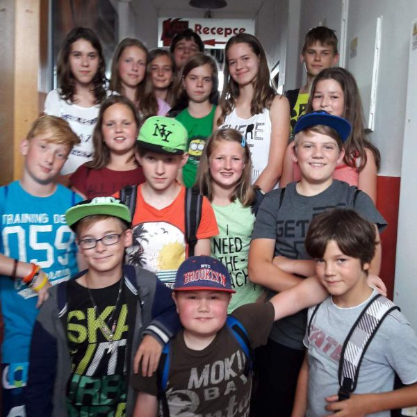 Příměstské tábory 2016 - Bampabura school Plzeň