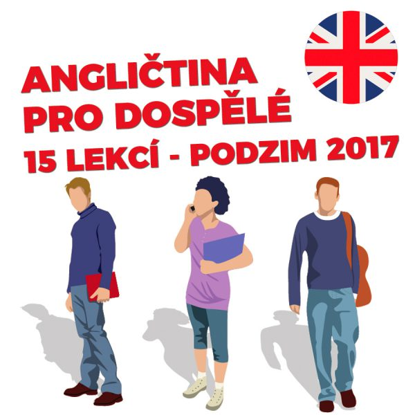 Angličtina pro dospělé, podzim 2017 - Bampabura school