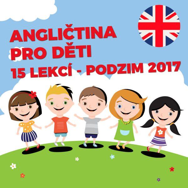 Angličtina pro děti, podzim 2017 - Bampabura school