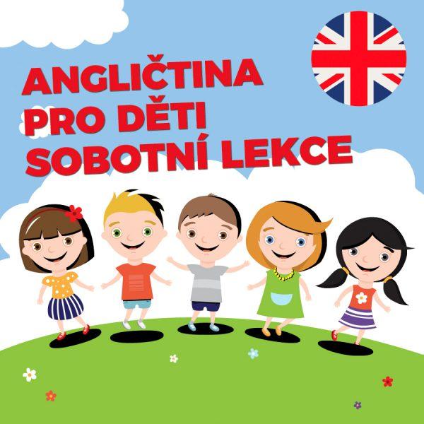 Angličtina pro děti, sobotní lekce - Bampabura school